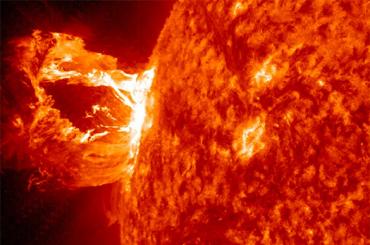 Ученые предрекли смертельную солнечную вспышку