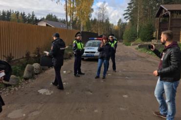 Полиция вновь пытается задержать Пивоварова