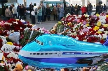 Родственники погибших над Синаем подали иск на 91 млрд