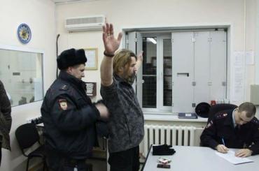 Сергея Паука Троицкого задержали за зигу