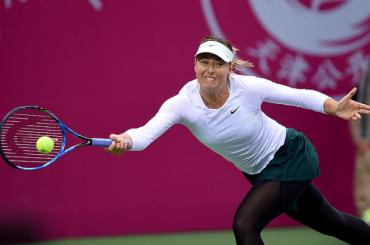 Шарапова выиграла первый турнир после дисквалификации