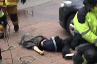 Молодой мужчина выпал из окна на Комендантском проспекте