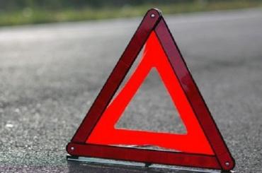 Пешеходы пострадали в ДТП с мотоциклом на Невском