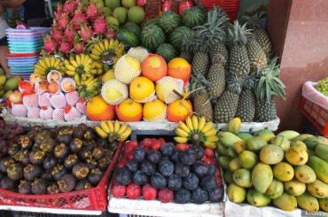 Предприниматели под предлогом фестиваля незаконно торговали овощами и фруктами