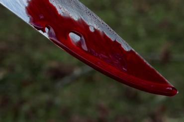 Человека зарезали в Приморском районе
