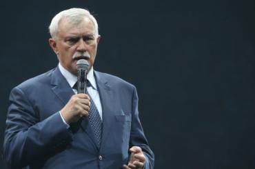 СМИ: Полтавченко уйдет после президентских выборов