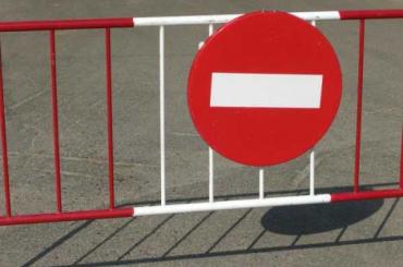 Участок Новгородской улицы закроют для проезда до конца января