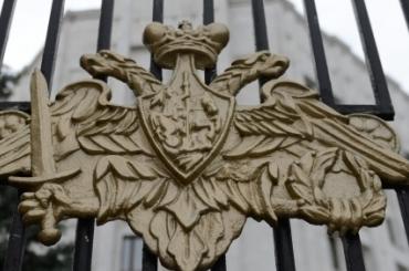 Минобороны опровергло информацию о пленении российских военных террористами