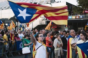 Власти Каталонии сообщили о 337 пострадавших в день референдума о независимости
