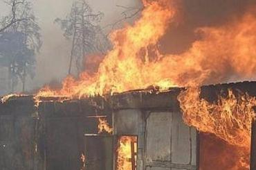 Обгоревший труп с проволокой на шее нашли в Красногвардейском районе
