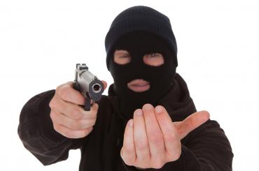 Подростка подозревают вразбойном нападении