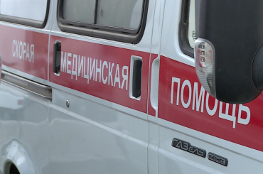 Рабочего проткнуло арматурой на стройке в Невском районе