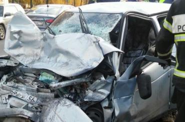 Трое пострадали вДТП вКрасносельском районе