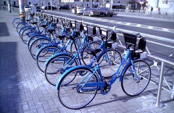 Двадцать светофоров в Петербурге реконструируют под велодорожки