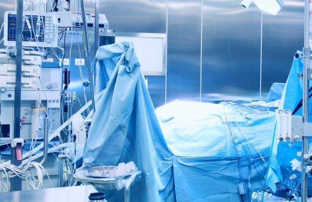 Умерла петербурженка, под которой во время операции загорелась простыня