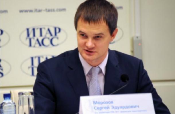ВПетербурге руководитель комитета построительству ушел вотставку