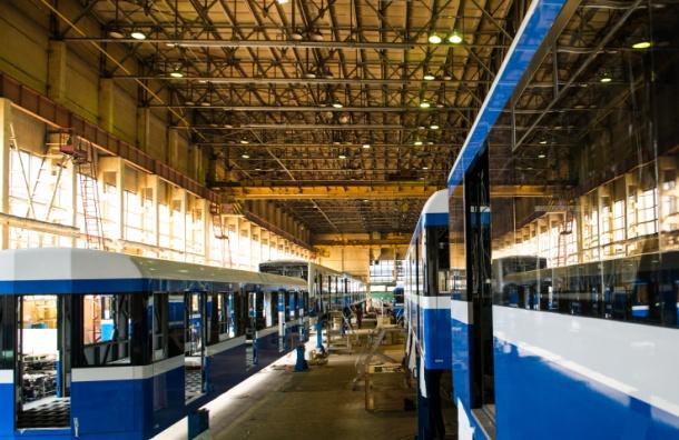 «Вагонмаш» поставит на«зеленую» ветку метро Петербурга 7 актуальных насегодняшний день поездов