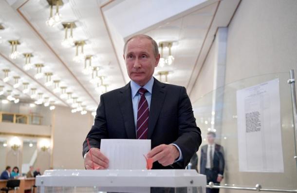 СМИ: Путин решил баллотироваться нановый президентский срок
