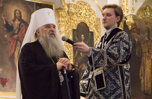 Генпрокуратура сочла дачу митрополита Варсонофия объектом религиозной деятельности