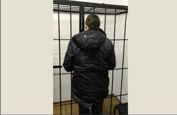 Лицеиста изПушкина поймали назацепинге
