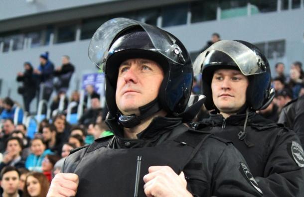 Росгвардия направит более 600 человек охранять матч Россия-Испания
