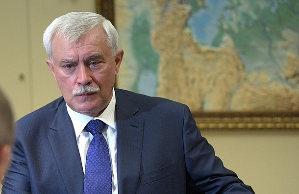 Активисты потребовали уПолтавченко отставки Макарова
