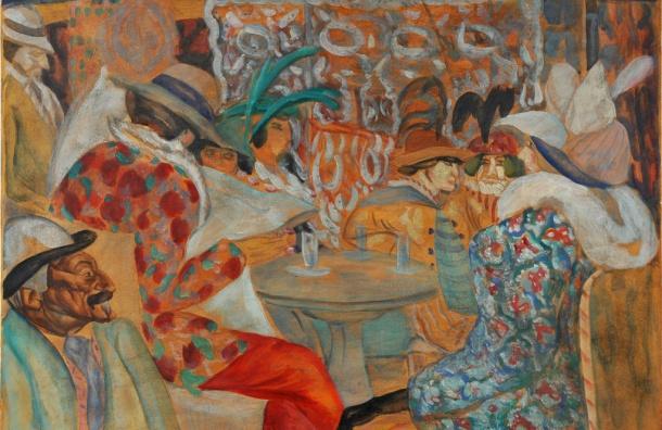 Суд Петербурга признал законной сделку опродаже поддельной картины за16 млн