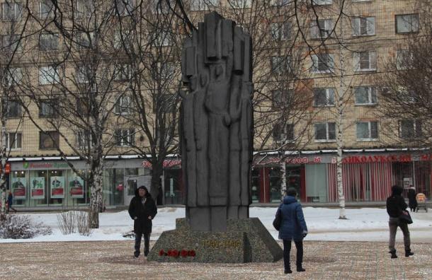Стало известно, где вПетербурге установят монумент блокадникам стоимостью 40 млн руб.