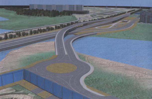 УФАС приостановило конкурс напроект Южной широтной автодороги