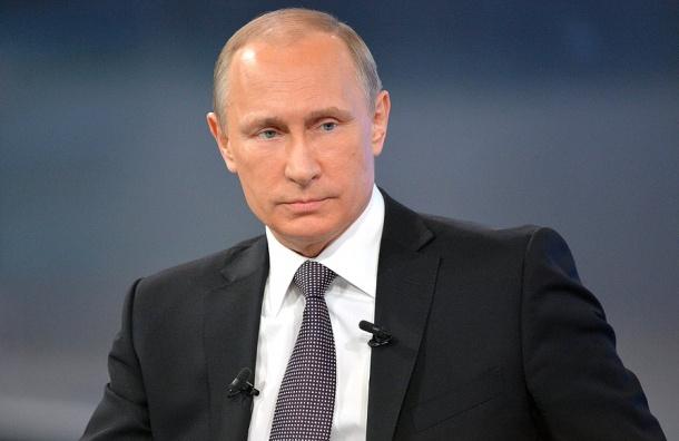 Путин провел встречу сТрампом
