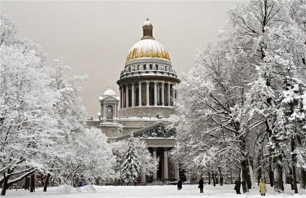 Декабрь вПетербурге вполне может стать снежным— Главный синоптик