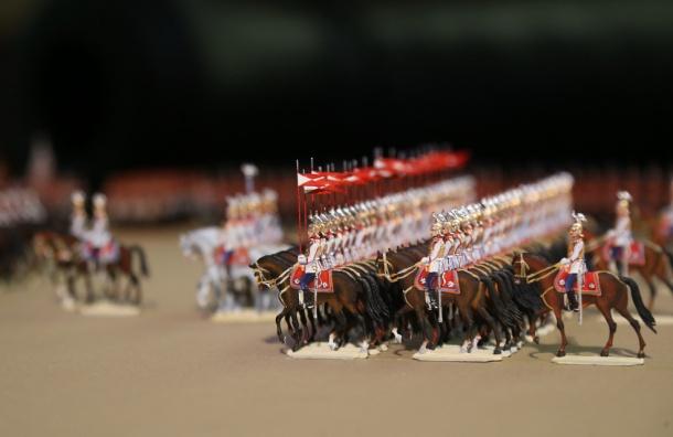 Первый вРоссии музей оловянных солдатиков появится вПетербурге