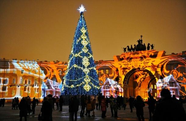 Город потратит 95 млн рублей напразднование Нового года