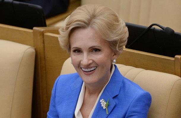 Ирина Яровая выступила против гендерного равенства