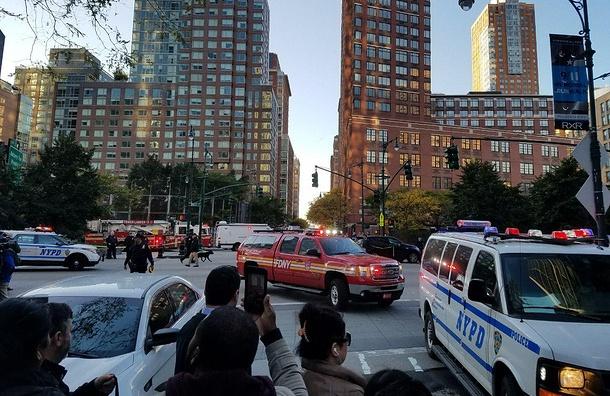 ИГвзяло ответственность затеракт вНью-Йорке