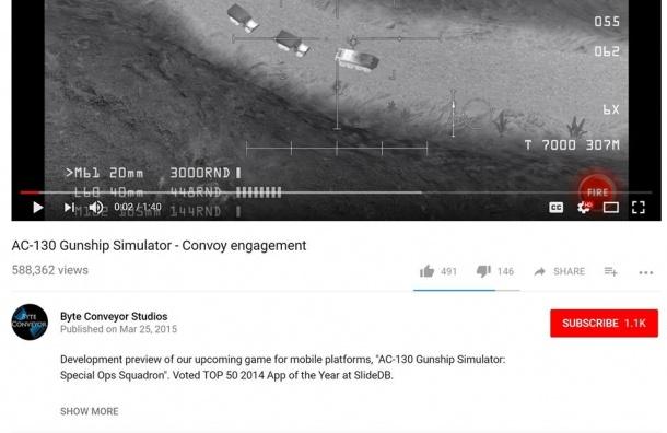 Минобороны опубликовало кадры изкомпьютерной игры как подтверждение сотрудничества США сИГИЛ