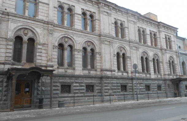 Европейский институт вПетербурге проиграл всуде дело овыселении изздания
