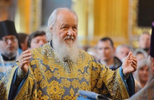 Патриарх Кирилл призывает деятелей культуры «несбивать людей столку»