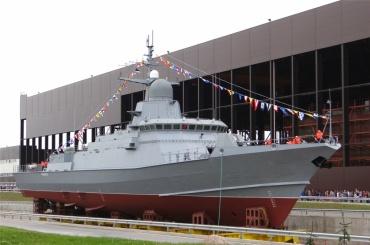 Первый корабль проекта «Каракурт» спустят наводу вноябре