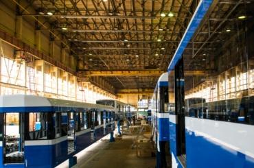 Кировский завод поставит семь составов для петербургского метро