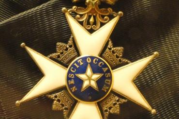 Петербургская переводчица удостоена ордена Швеции