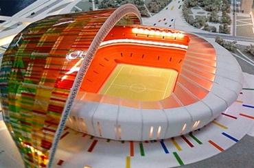 Права наназвание одного изсеми стадионов кЧМ-2018 может получить букмекерская компания