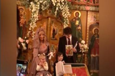 Алла Пугачева обвенчалась сМаксимом Галкиным