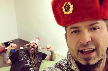 Американский металлист ответил Суркову