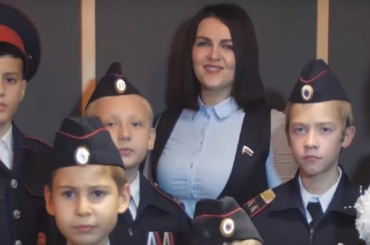 Депутат Госдумы скадетами собралась навойну