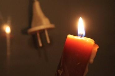 Жители юго-запада остались без электричества