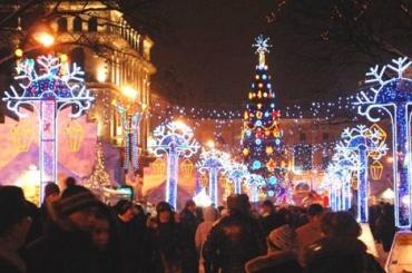 Петербург вошел вчисло самых популярных городов наНовый год