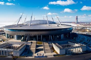 Газон настадионе «Санкт-Петербург» заменят засчет «Зенита»