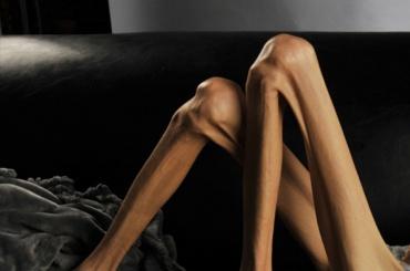 Яхочу быть красивой, чтобы ножки— как спички, аручки— как ниточки