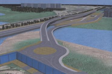 УФАС приостановило конкурс напроект Южной широтной магистрали